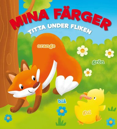 bokomslag Titta under fliken : mina färger