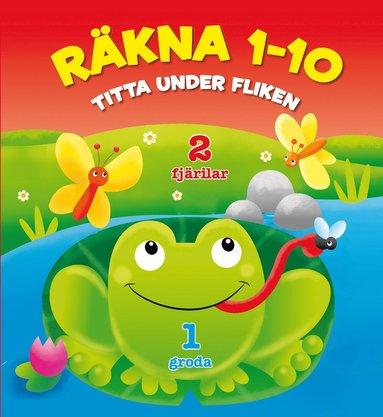 bokomslag Titta under fliken : räkna 1-10