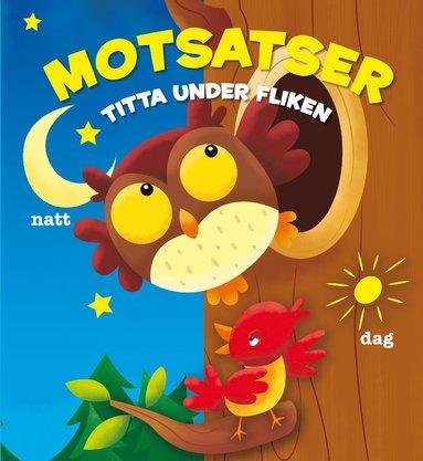 bokomslag Titta under fliken : motsatser
