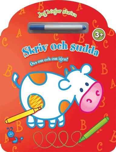 bokomslag Skriv och sudda : Jag börjar skriva