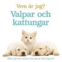 bokomslag Vem är jag? : valpar och kattungar