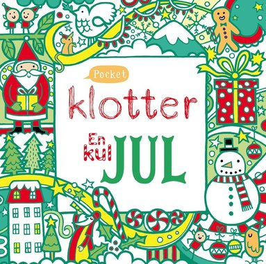 bokomslag Pocketklotter : en kul jul