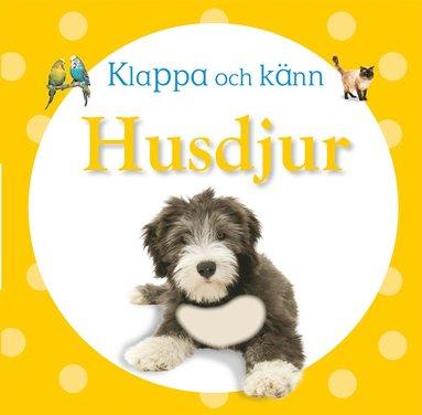 bokomslag Klappa och känn - husdjur