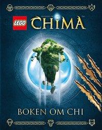 bokomslag LEGO Legends of Chima : boken om Chi