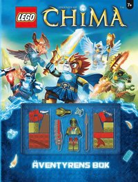 LEGO Legends of Chima : äventyrens bok