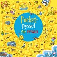 bokomslag Pocketpyssel för resan
