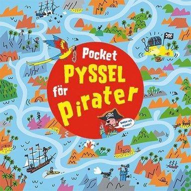 bokomslag Pocketpyssel för pirater