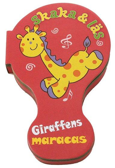 bokomslag Skaka & läs : Giraffens maracas