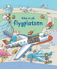 bokomslag Kika in på flygplatsen