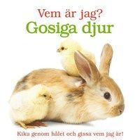 bokomslag Vem är jag? : gosiga djur