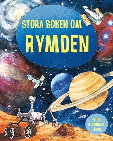 bokomslag Stora boken om rymden