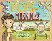 bokomslag Flygmaskiner : bygg 5 modeller