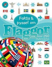 bokomslag Fakta och pyssel om flaggor