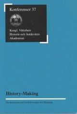 bokomslag History-Making