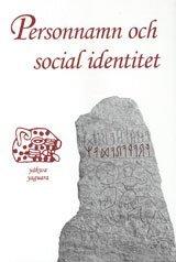 bokomslag Personnamn och social identitet