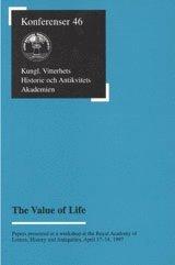 bokomslag The Value of Life