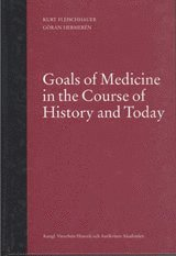 bokomslag Goals of Medicine in the Course of History & Today