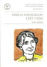 bokomslag Emilia Fogelklou läst i dag : nio essäer