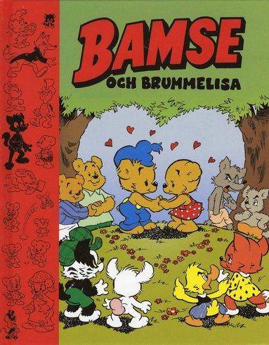 bokomslag Bamse och Brummelisa