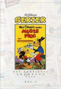 bokomslag Walt Disney's Serier. Den kompletta årgången 1956. D. 2