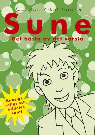 bokomslag Sune : det bästa av det värsta