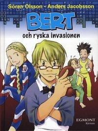bokomslag Bert och ryska invasionen