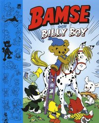 bokomslag Bamse och Billy Boy