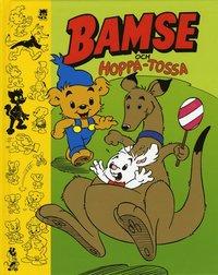 bokomslag Bamse och Hoppa-Tossa