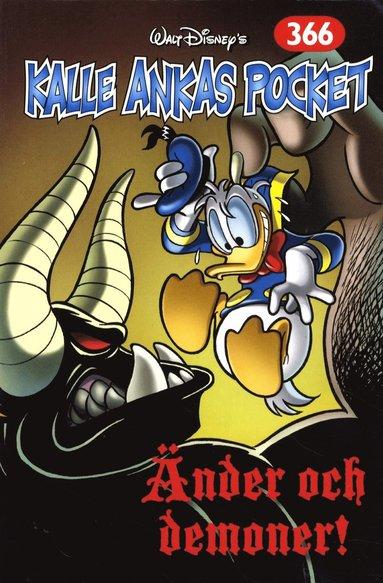 bokomslag Kalle Ankas Pocket 366