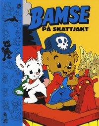 bokomslag Bamse på skattjakt
