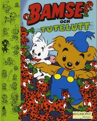 bokomslag Bamse och Tutelutt