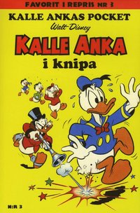 bokomslag Kalle Ankas Pocket Favorit i repris 3