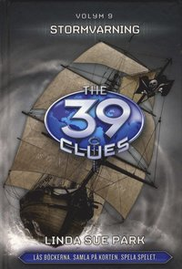 bokomslag 39 Clues 9 - Stormvarning