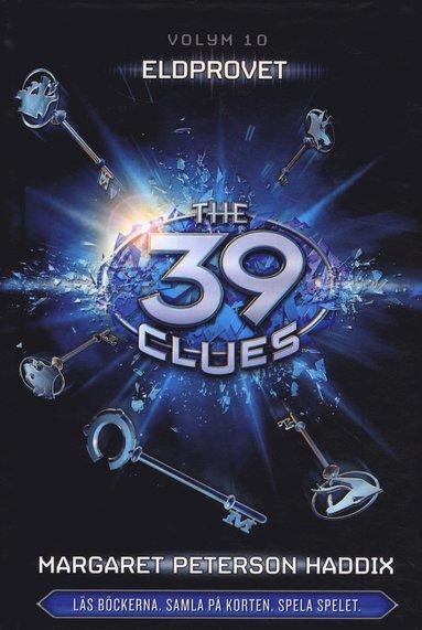 bokomslag 39 Clues 10 - Eldprovet