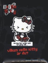bokomslag Vilken Hello Kitty är du?
