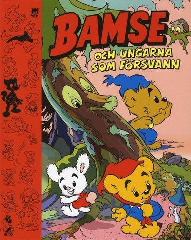 bokomslag Bamse och ungarna som försvann
