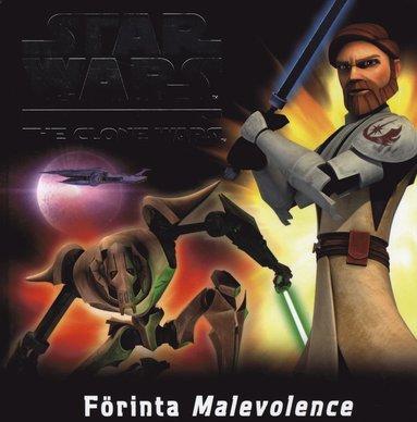 bokomslag Star Wars - The Clone Wars - Förinta Malevolence