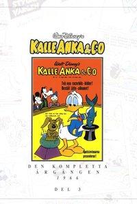 bokomslag Kalle Anka & C:o. Den kompletta årgången 1966. D 3