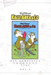 bokomslag Kalle Anka & C:o Den Kompletta Årgången 1966. D 5