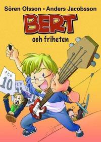 bokomslag Bert och friheten