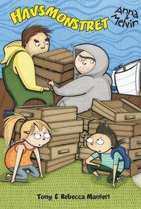 bokomslag Havsmonstret