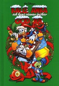 bokomslag Kalle Anka och hans vänner önskar God Jul 17
