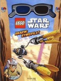 bokomslag Lego Star Wars: Anakin Rymdpilot 3D
