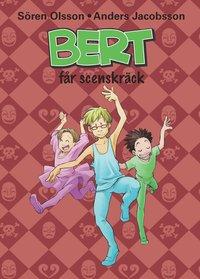 bokomslag Bert får scenskräck!