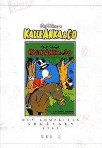 bokomslag Kalle Anka & C:o. Den kompletta Årgången 1968. D.2