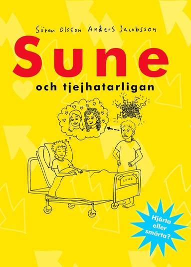 bokomslag Sune och tjejhatarligan