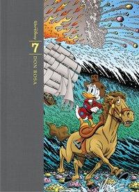 bokomslag Don Rosas samlade verk : tecknade serier och illustrationer. Bd 7, 1998-1999