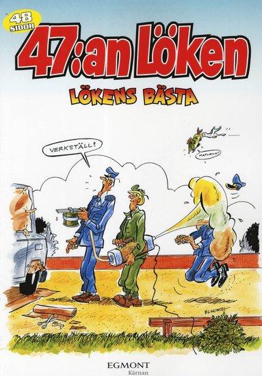 bokomslag 47:an Löken 2012 : Lökens bästa