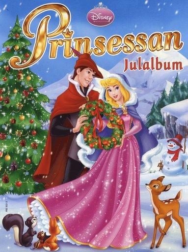 bokomslag Disney Prinsessan julalbum