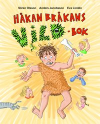 bokomslag Håkan Bråkans vildbok